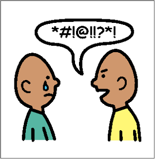 Abuse Clipart.