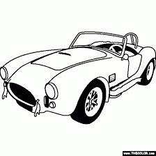 Image result for clip art, shelby cobra.