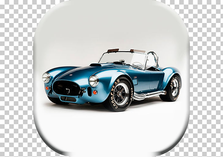 AC Cobra Car Shelby Mustang Ford Mustang, car PNG clipart.
