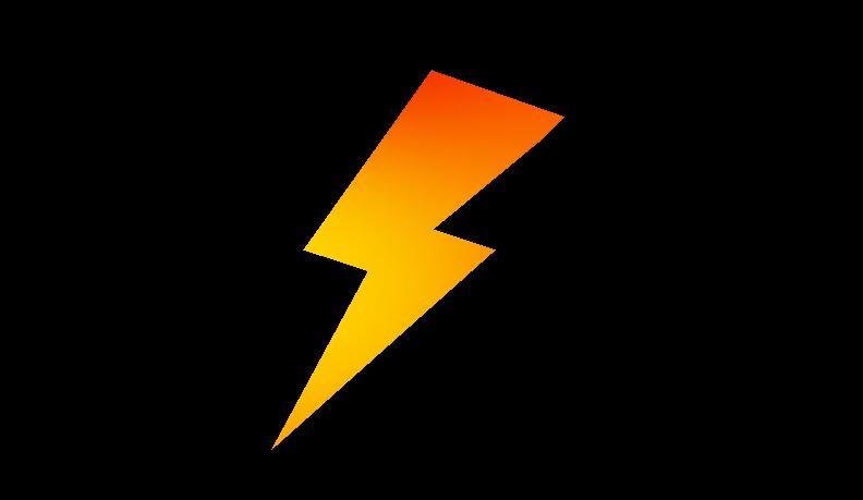 acdc lightning bolt symbol.