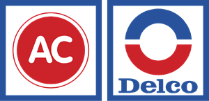 AC DELCO Logo Vector (.SVG) Free Download.