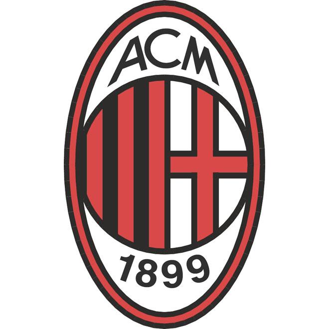 AC Milan vector logo.