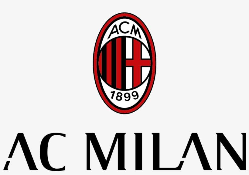 Ac Milan Logo Png PNG Image.
