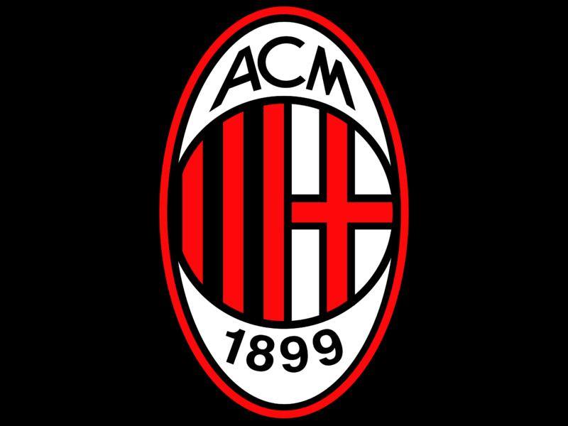 AC Milan Logo PNG Transparent & SVG Vector.