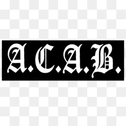 Acab PNG and Acab Transparent Clipart Free Download..