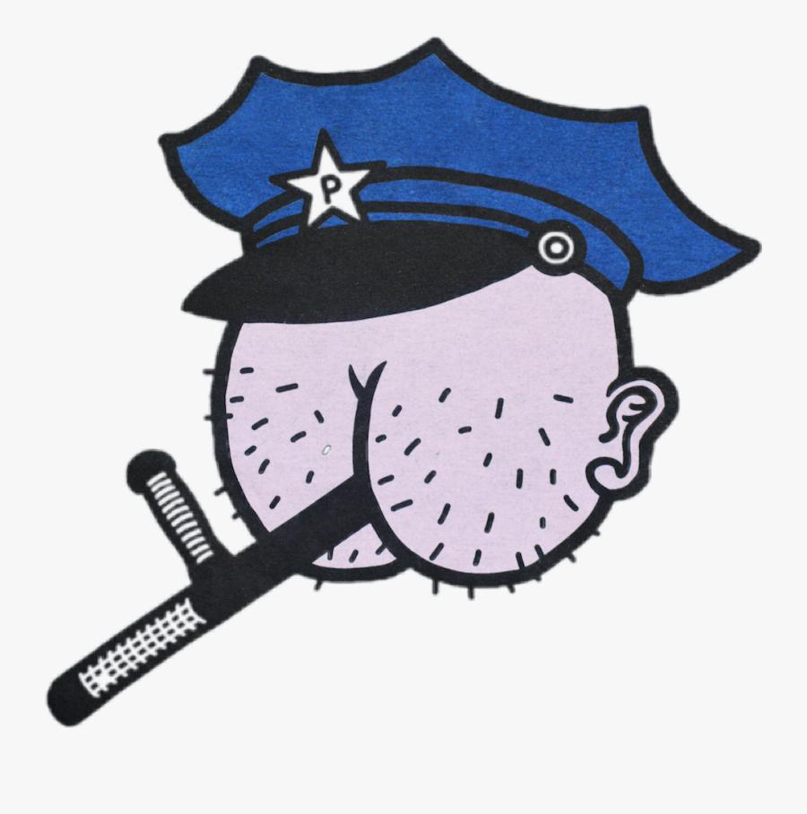 Acab Cop Cops Policia.