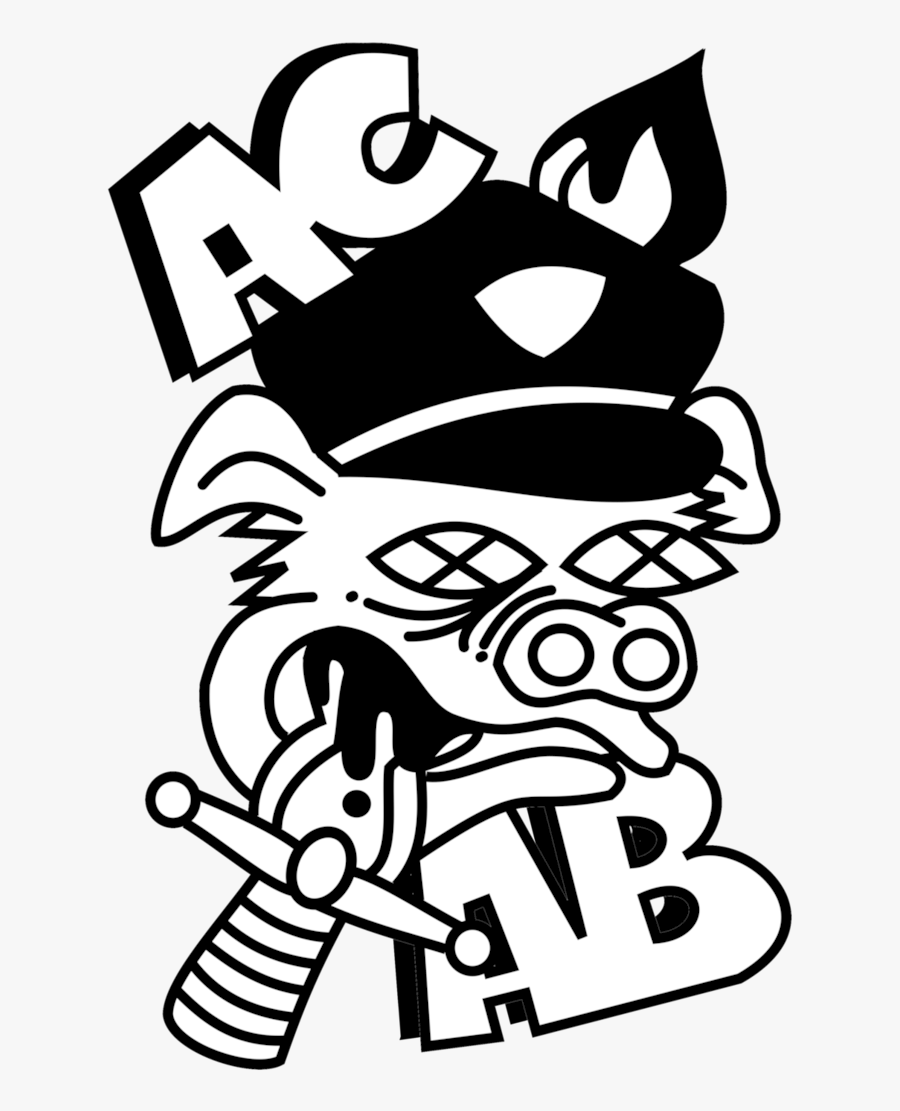 Acab Drawing , Free Transparent Clipart.