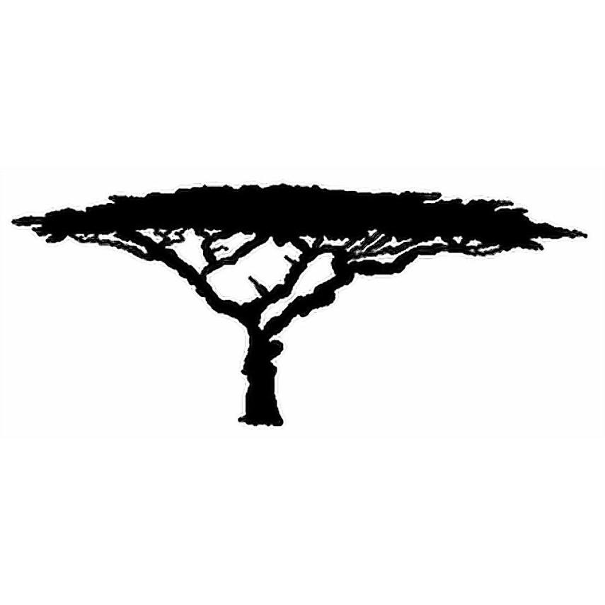 Acacia Tree Clip Art Clipart.