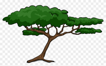 Clipart African Tree Trees.