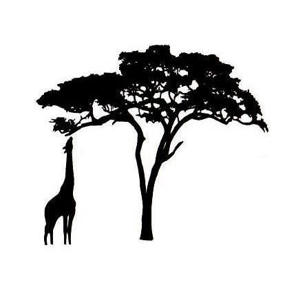 Get the tree m, but instead of the giraffe, a lion king.