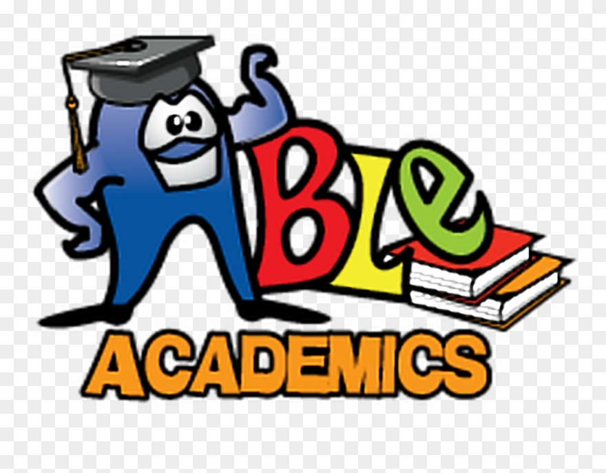 Able Academics Clipart (#758247).