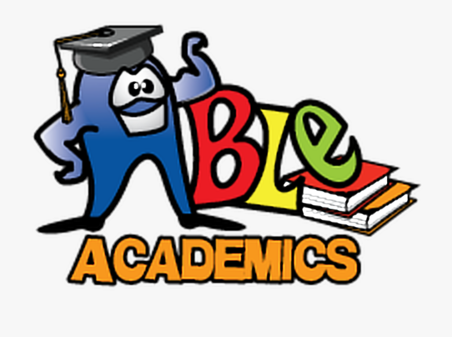 Able Academics Clipart , Png Download.