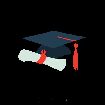Graduation Cap PNG Images.