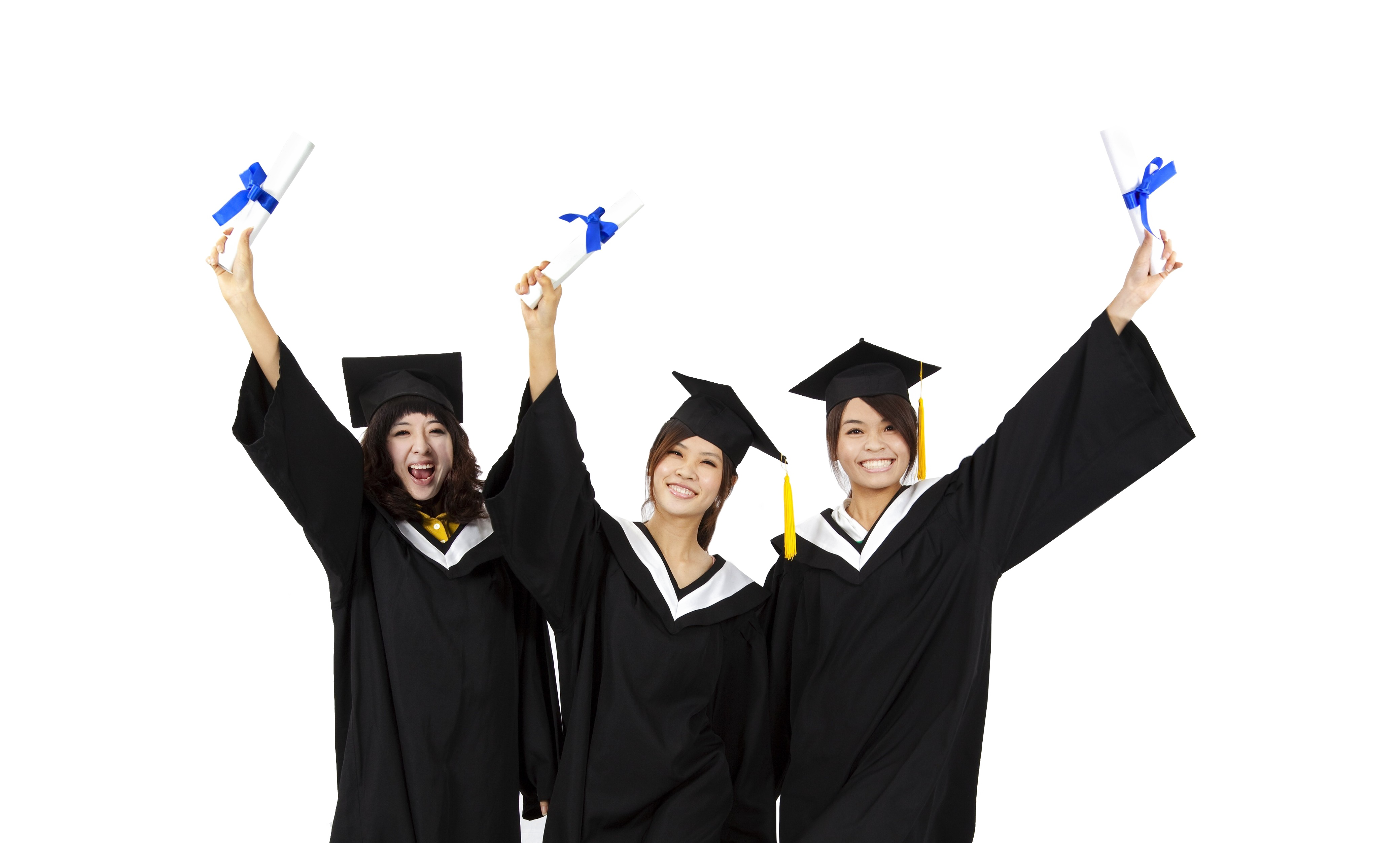 Academic Hat Student Free PNG Image.