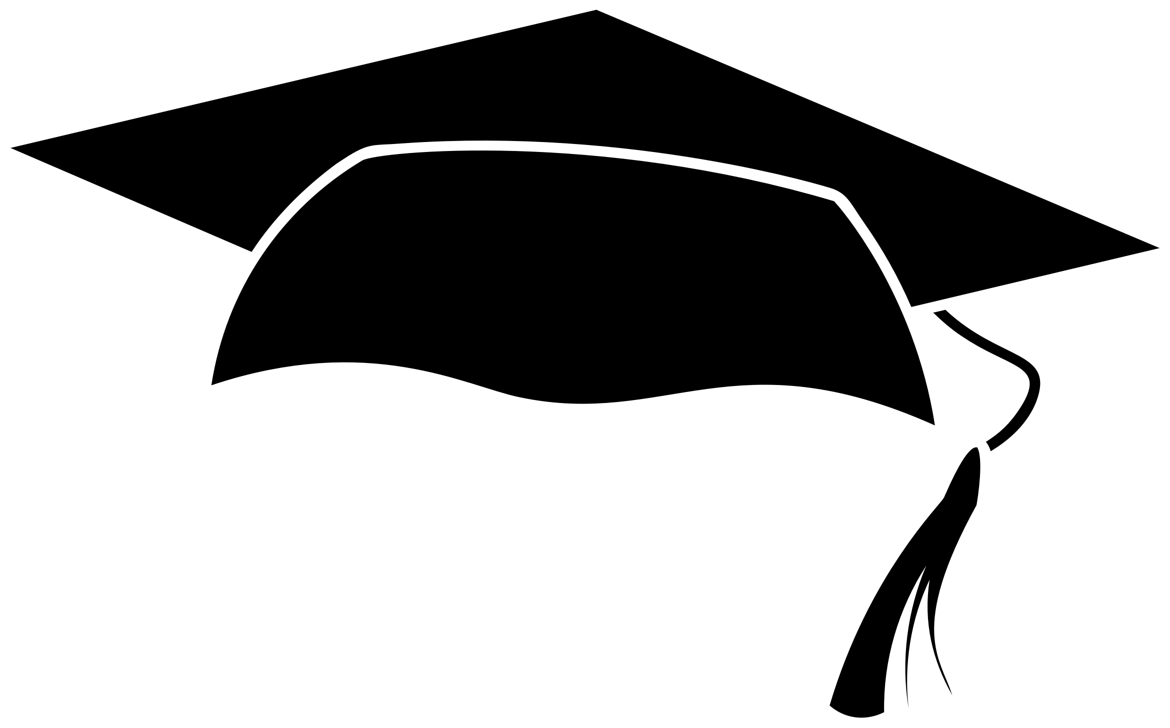 Square academic cap Graduation ceremony Clip art.