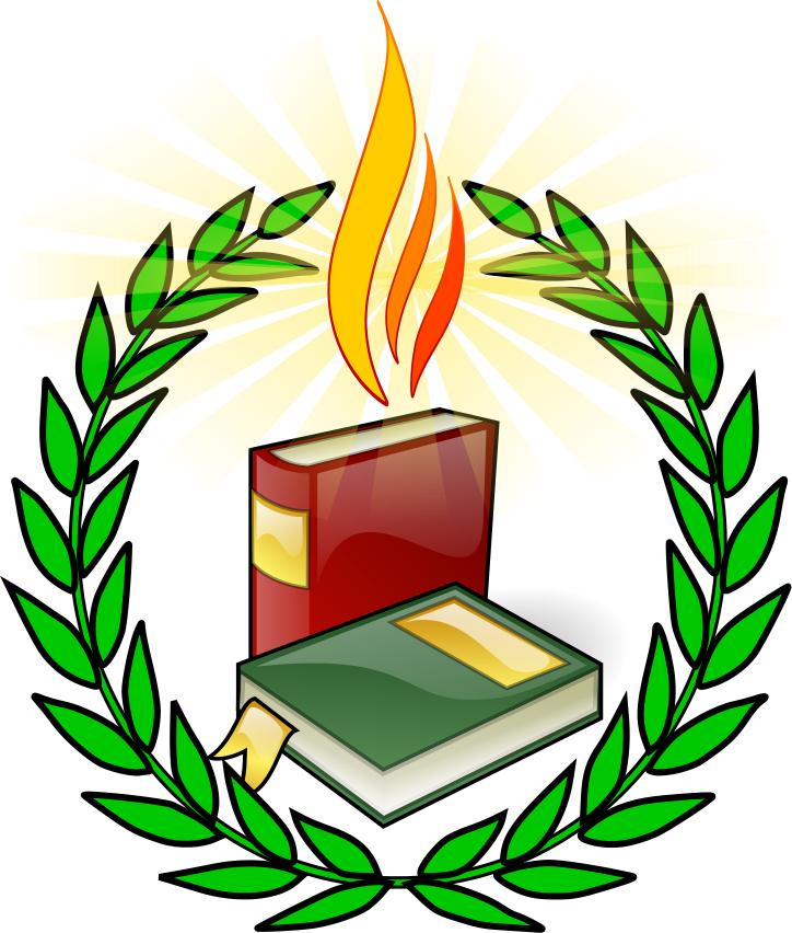 Education Symbols Clipart.