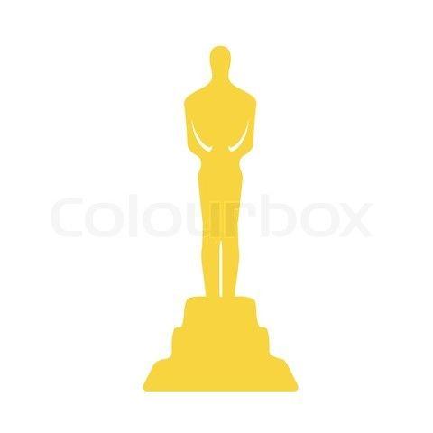 Free Oscar Award Silhouette, Download Free Clip Art, Free.
