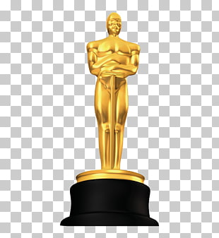37 oscar Statue PNG cliparts for free download.