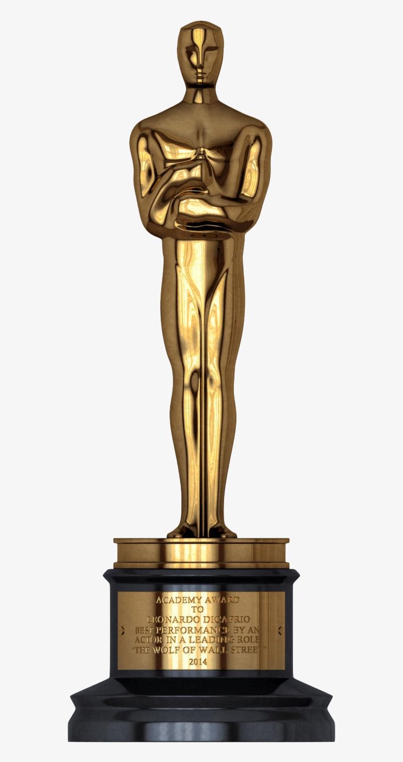 Gw Oscar Trophy.