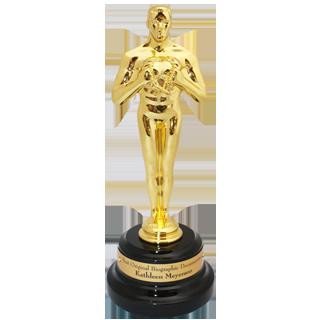 Oscar Award Trophy PNG Transparent Oscar Award Trophy.PNG Images.