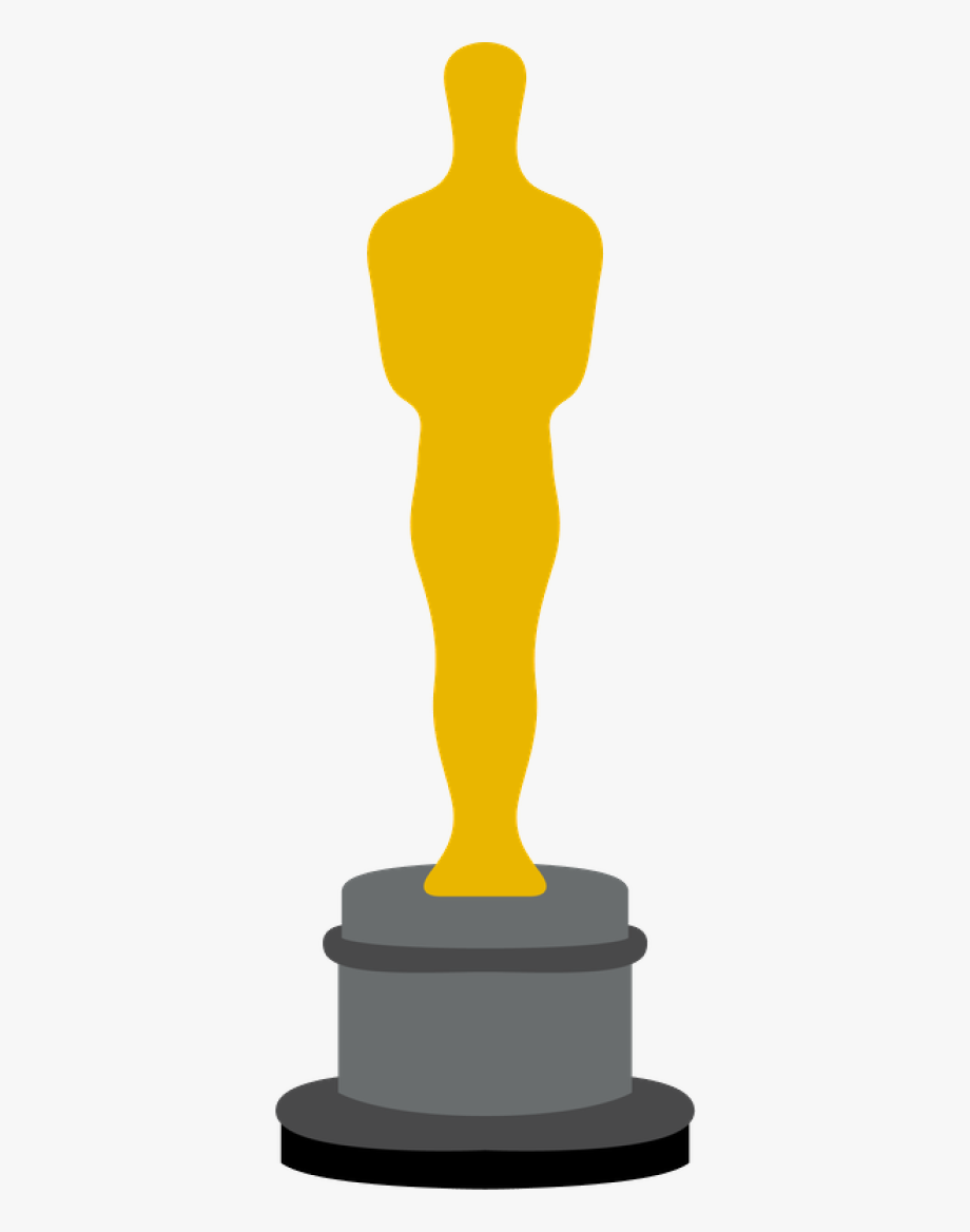Academy Award Trophy Png.