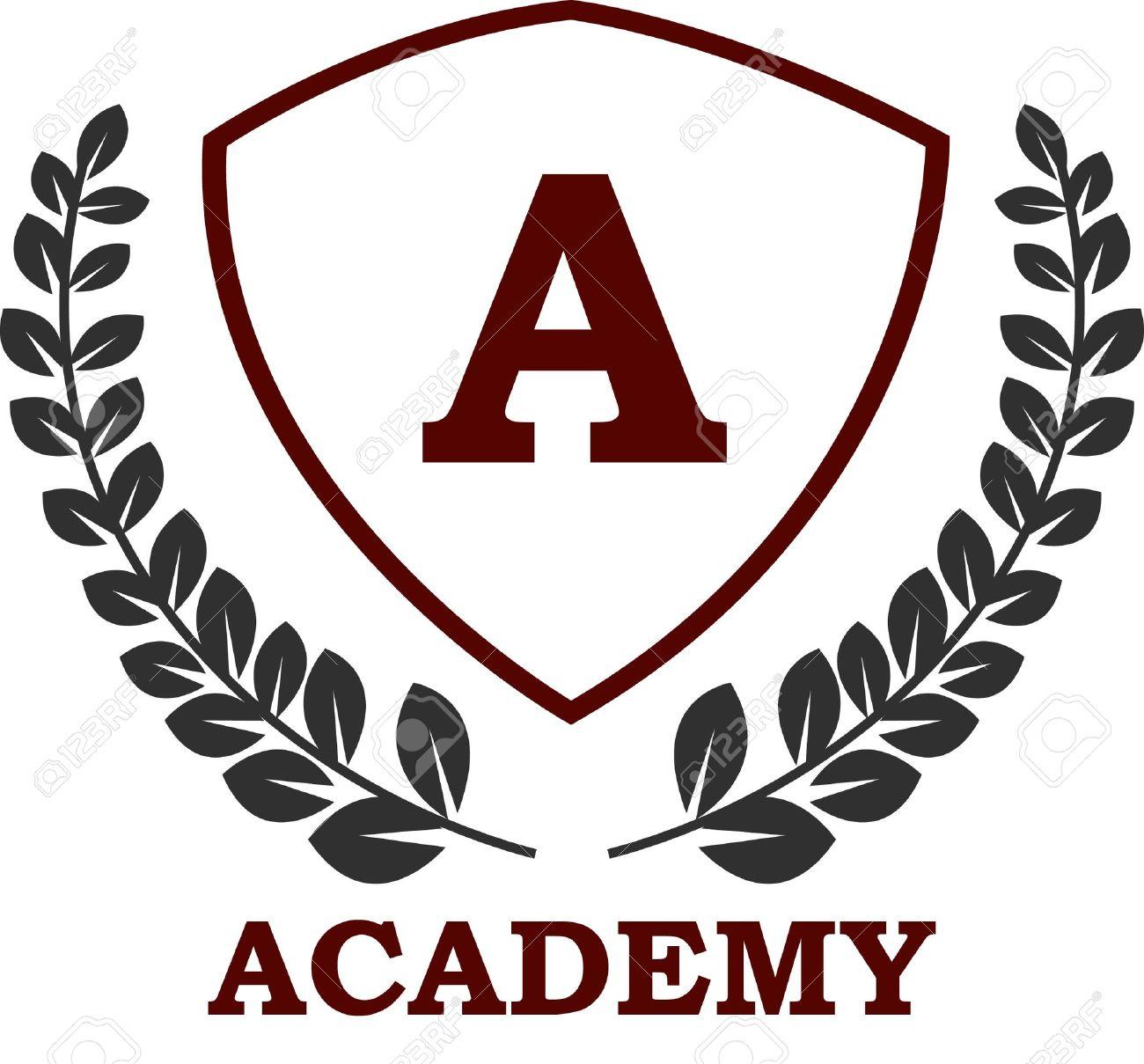 Academy school clipart.