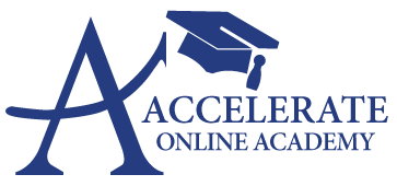 Accelerate Online Academy.