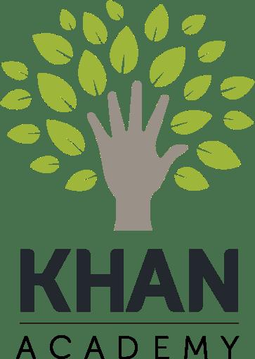Khan Academy Logo transparent PNG.