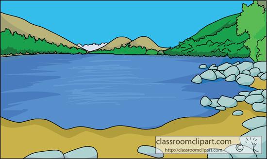 Maine : acadia_national_park_main_clipart_2 : Classroom Clipart.