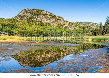 Acadia National Park Stock Photos, Royalty.