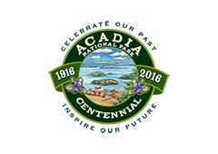 Acadia National Park Centennial 2016.