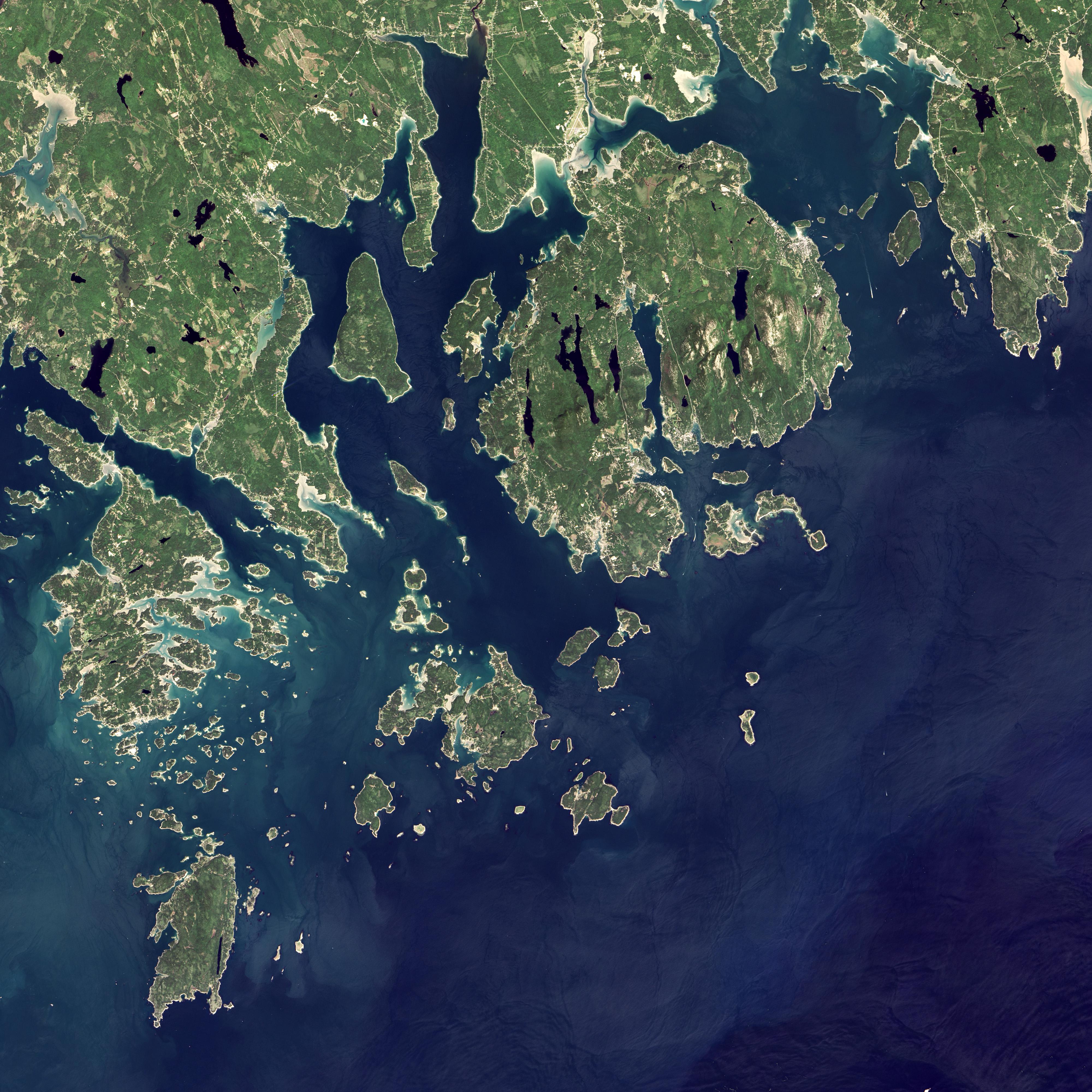 Acadia National Park.