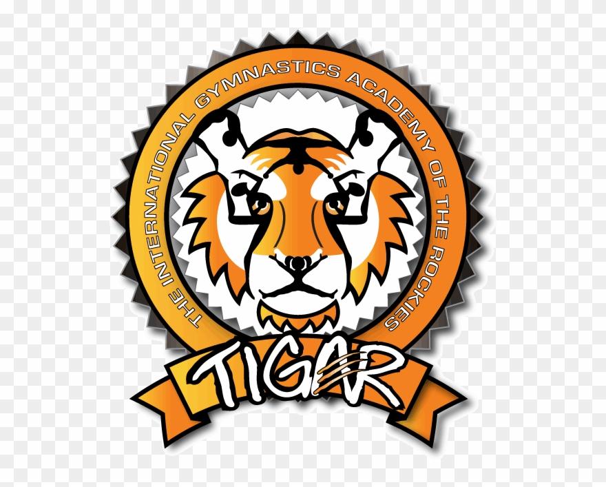 Tigar Gymnastics Clipart (#1236102).