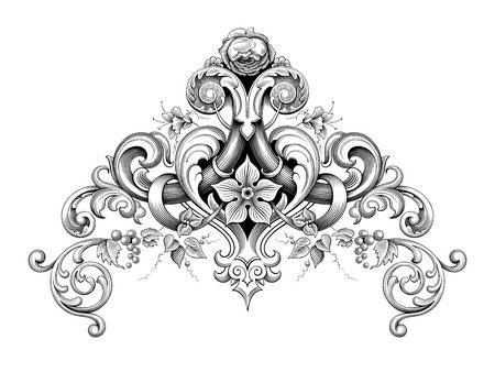 4,341 Acanthus Leaves Stock Vector Illustration And Royalty Free.