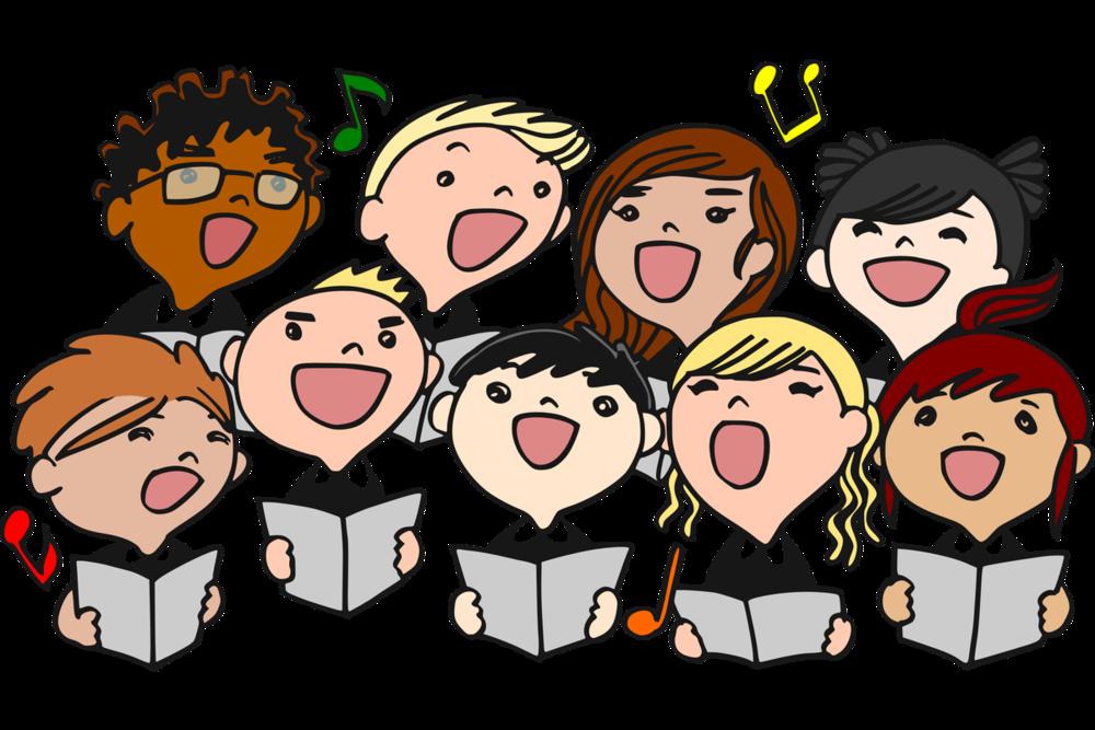 children\'s choir Singing children\'s choir Boys\' choir.