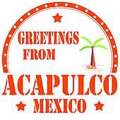 Acapulco Clip Art.