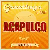 Acapulco clipart #14