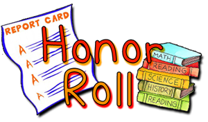 Honor roll clipart 3 » Clipart Station.