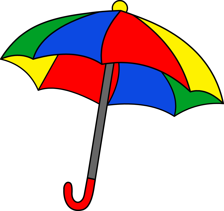 Umbrella clipart #9