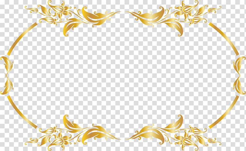 Luxury Gold Gratis, Luxury gold border, gold leaf accent.