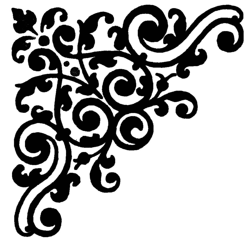 Free Black Damask Background, Download Free Clip Art, Free.