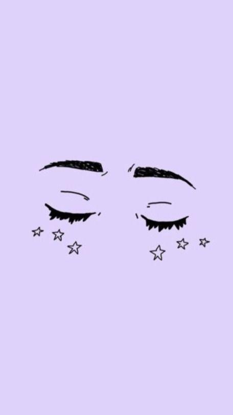 Purple aesthetic.