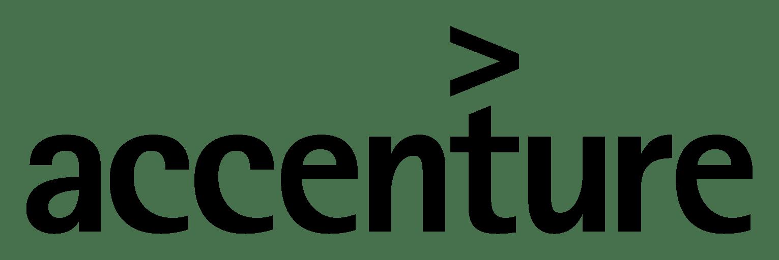 Accenture Logo transparent PNG.