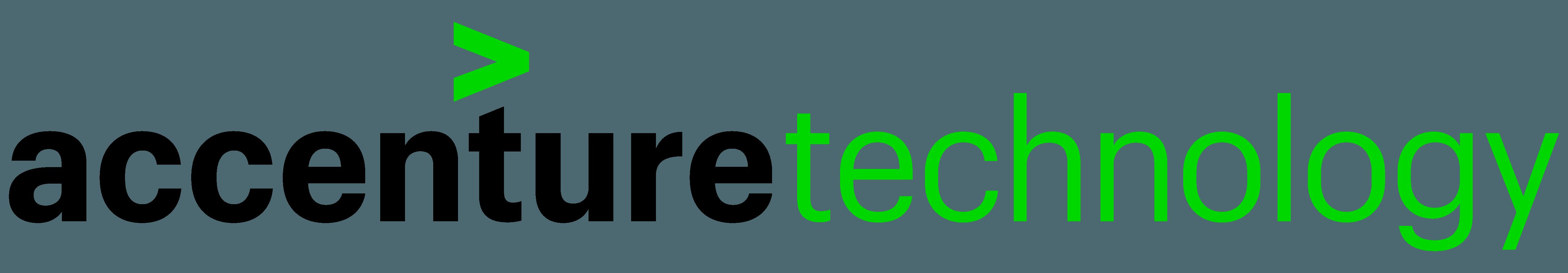 Accenture Technology Logo.