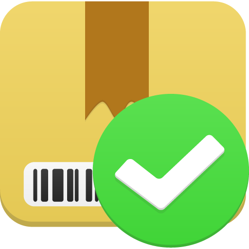 Package Accept Icon.