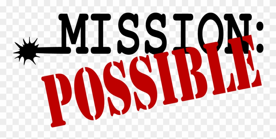 Mission Impossible Clip Art.