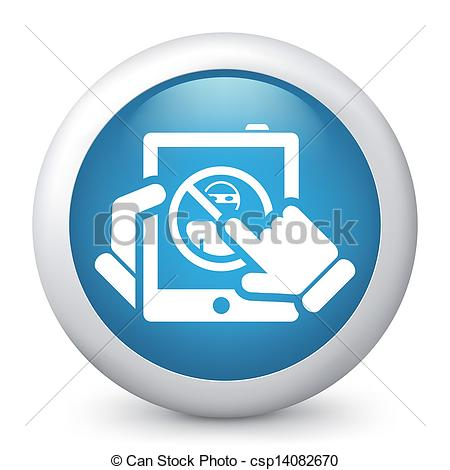 Vectors Illustration of Web access data protection.
