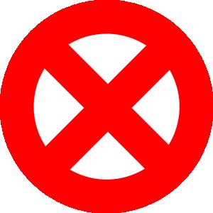 No Access Clip Art Download.