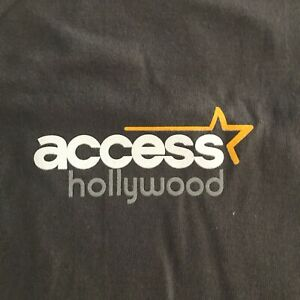 Details about Access Hollywood TV show T.