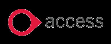 access logo.